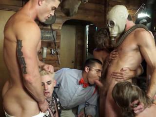 Scared Stiff, Scene 4