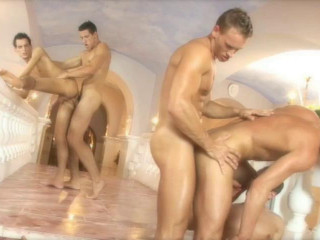 Czech Orgy With Hard Tales
