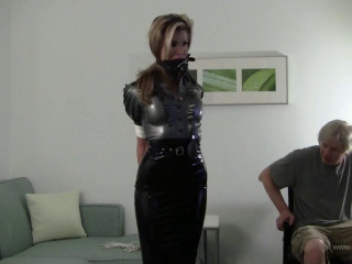 Candle Boxxx - Latex Secretary's Reward