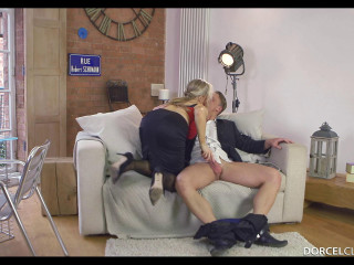 Mistress rebecca more prefers anal sex