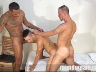 MundoMais - Gilberto Baiano, Igor & Hugo Carioca