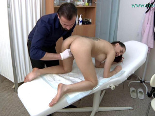 Ashley Woods 26 years girl gyno exam (2019)