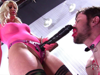 Femdom Empire - Riley Jenner - Slut for the Strap
