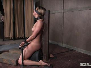 Julia Waters Brutal hatch pulverizings Rectal pounding outstanding restrain bondage (2017)