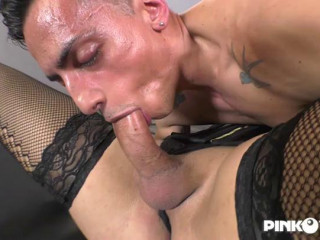 Dafne'S Big Cock Wants A Hot Mouth To Fill
