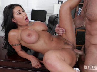 August Taylor - Secretary'S Blackmailed Office Fuck