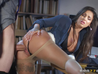 Susy Gala & Danny D - Foot Clerk At Work