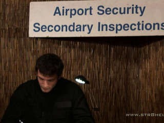 Airport security Milos Rudy Daniel