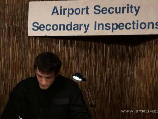 Airport security Milos Rudy Daniel