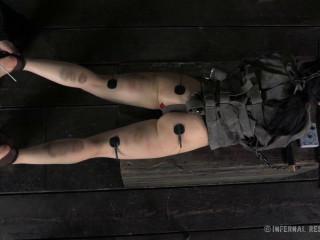 Nov 22, 2013 - Shriek Test Part II - Elise Graves - Cyd Ebony