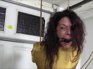 Brendasbound Crotch Rope Weighted Strappado