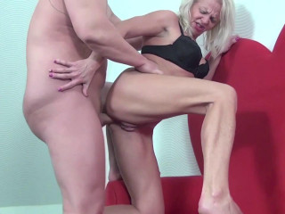 Mature Anita Analised