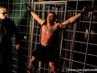 RusCapturedBoys - Bodybuilder Vasily in Prison - Part II