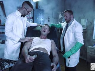 Dr. FrankenFuck's Fist Lab, Scene #03