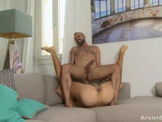 Casting Couch  vol  370 (Ely Chaim & Indigo Baz)