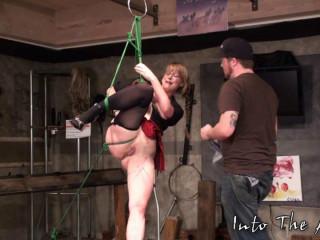 Angel Restrain bondage (2009)