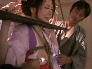 Zeroth story acme hell courtesan Edo strap