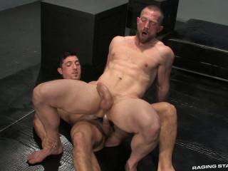 Jimmy Durano fucks Adam Herst's asshole (720p)