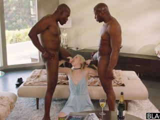 Young Girl Tries Threesomes with Two BBC - Lily Rader, Moe Johnson & Prince Yahshua