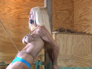 Amanda Drowned  1 part - BDSM,Humiliation,Torture HD 720p