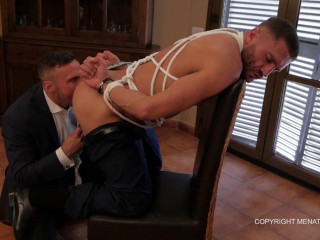 Men at Play - Bound - Manuel Skye and Emir Boscatto 1080p