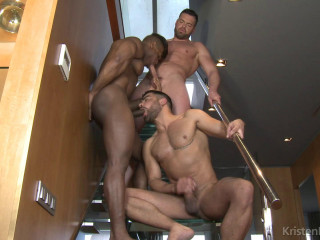 kb - 3 Is Company: Gabriel Lunna, Ridder Rivera & Wagner Vittoria   Without a condom
