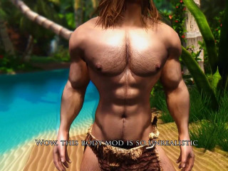 Skyrim Introduces  Tarzan
