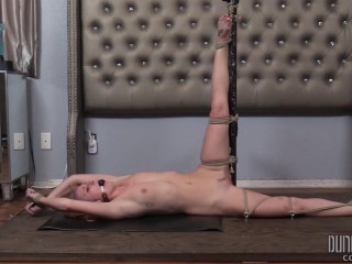 Dungeon Corp - Aubrey Marie - Aubrey's First Bondage part 2