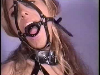 Devonshire - DP-070 - Ball-gagged and Salivating Part2