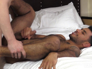 Johnny Heads Bareback Again Part 3 (Johnny Rapid, Nick West)