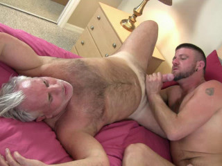 Older4Me - Steve Lucas Does Christian Mathews