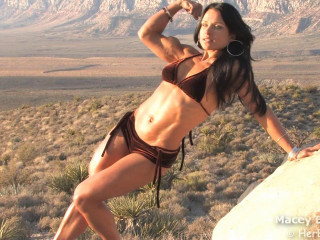 Macey Boudreau - Fitness Model