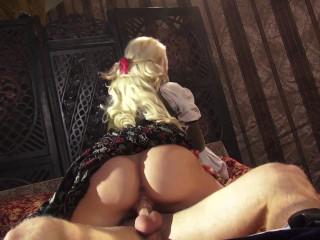 Sleeping Beauty - Porn Parody