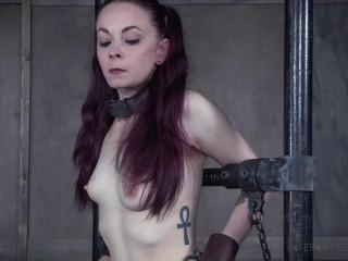Ivy Addams Smile Pretty - Extreme, Bondage, Caning