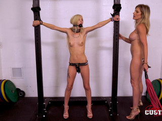 Kenzie Reeves in Super Spy vs Super Villain (feat Cory Chase)
