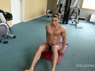 Posing Workout - Rustam - Part 1 - Full Movie - HD 720p