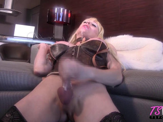 Tara Emory -  Huge-boobed Light-haired Call girl Wants Your Shaft Inwards Her