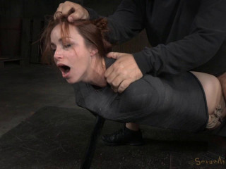 Phat Breasted Bella Rossi Toughly Fucked In Unavoidable Restrain bondage By Bbc!