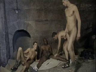 Empire Of Anal Caesars With Group Fuck