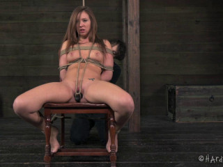 HardTied - Maddy O'Reilly - Wet & Desperate Part 2