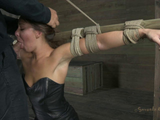 Next Door Turned into a Bondage Slut - Mia Gold - HD 720p