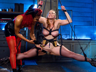 Tough Arse Whore and the Electro Goddess