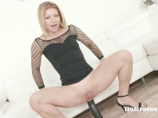 Sindy Rose is Back for More Anal