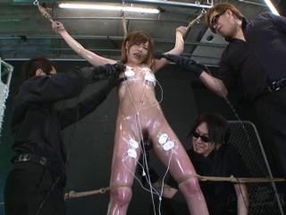 Electro-hitachi torment expert Ayumi