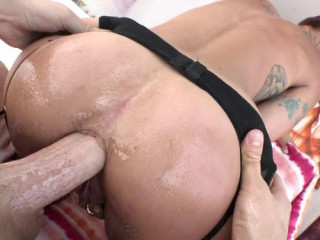 Tattooed Porn Rookie Is No Anal Virgin