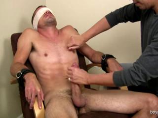 Boy Gusher - Brett In Bondage
