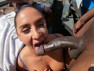 Sheena Ryder - Dirty Cop That Gets Fucked By Three BBC (2018)