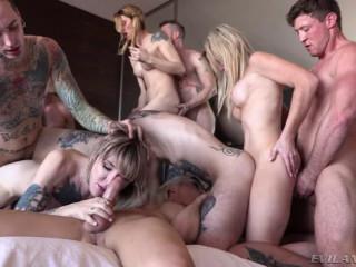 TS Orgy