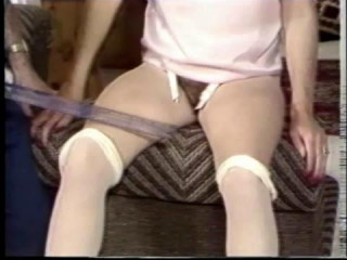 English Spanking Classics # 6 - Penalized Wifey DVD