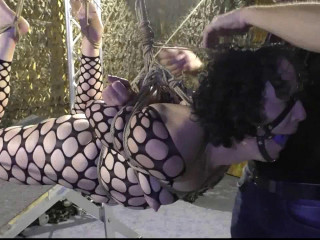 Supertightbondage - Sasori & Minuit - The Extreme Bondage Couple !!!